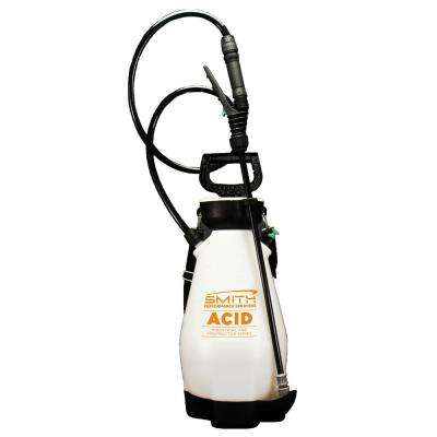 2 Gal. Industrial and Contractor Acid Compression Sprayer