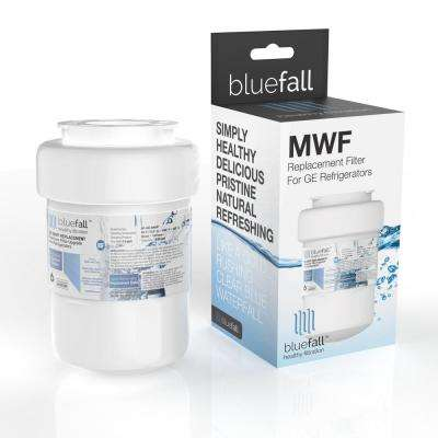 Refrigerator Water Filter Smartwater Compatible Filter (8-Pack)