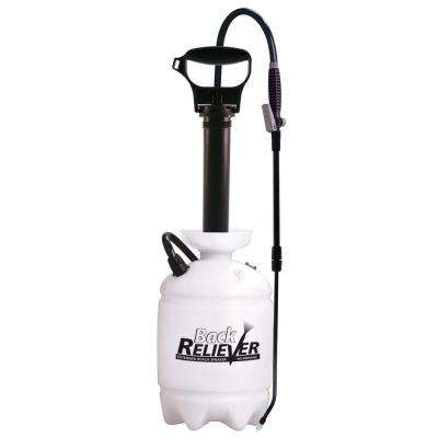 2 Gal. Back Reliever Poly Compression Sprayer