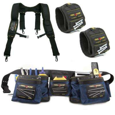 Magnetic Tool Apron Set