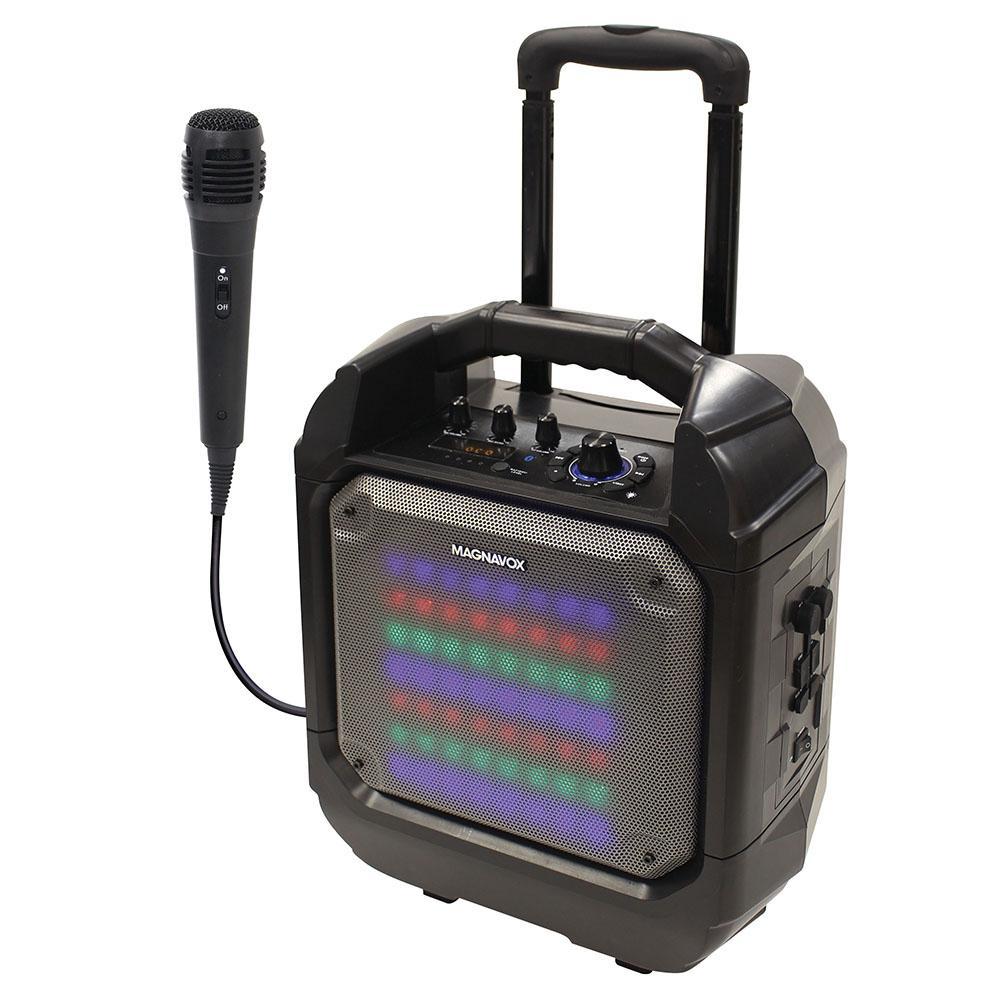 Rolling Portable Speaker System