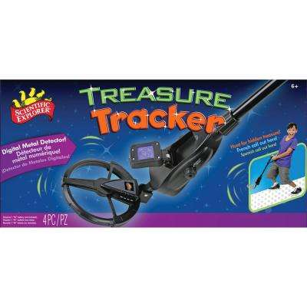 Treasure Tracker