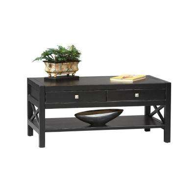 Anna Black Coffee Table