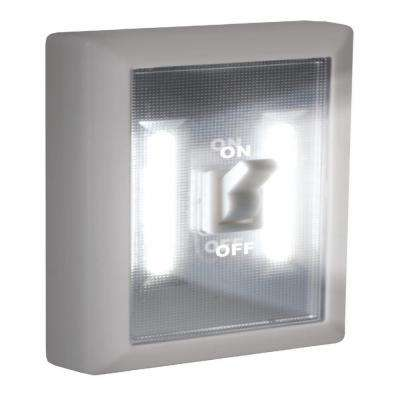 Bright Manual Switch Incandescent Night Light (2-Pack)
