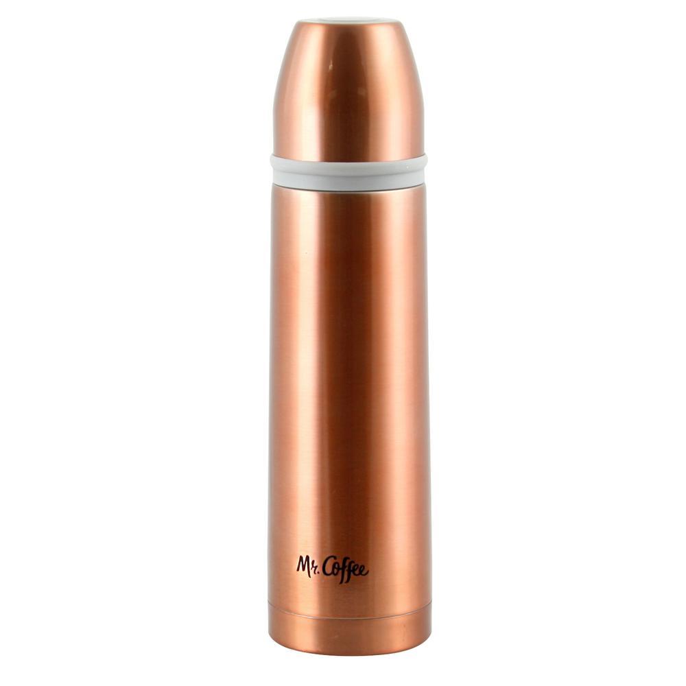 Maren 17 oz. Bronze Double Wall Thermal Bottle