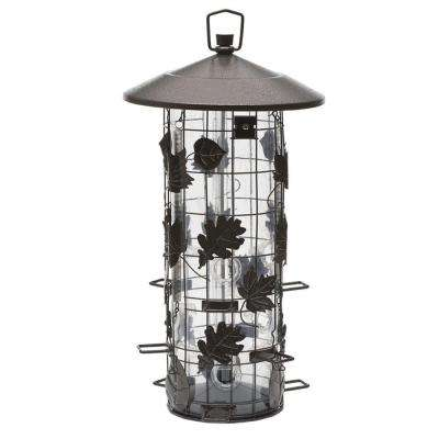 Squirrel-Be-Gone Triple-Tube Bird Feeder