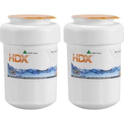 Water Filter for GE Refrigerators (Dual Pack)