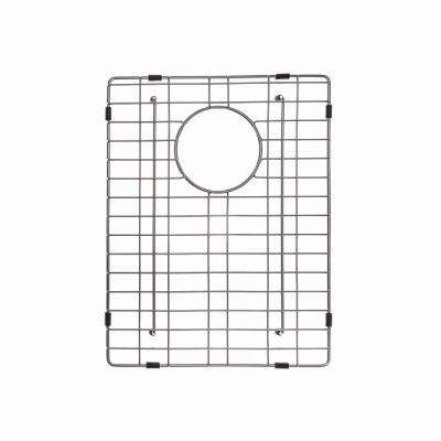 Stainless Steel Bottom Grid for KHU103-33 Right Bowl 33in. Kitchen Sink, 12 9/16in. x 16 1/2in. x 1 3/8in.