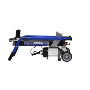 Click here to buy Aavix 6-Ton 15 Amp Electric Log Splitter by Aavix.