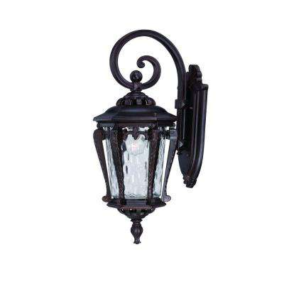 Stratford Collection Architectural Bronze Outdoor Wall-Mount Light Fixture