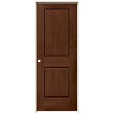 28 x 80 brown prehung doors interior closet doors the home 28 in x 80 planetlyrics Image collections