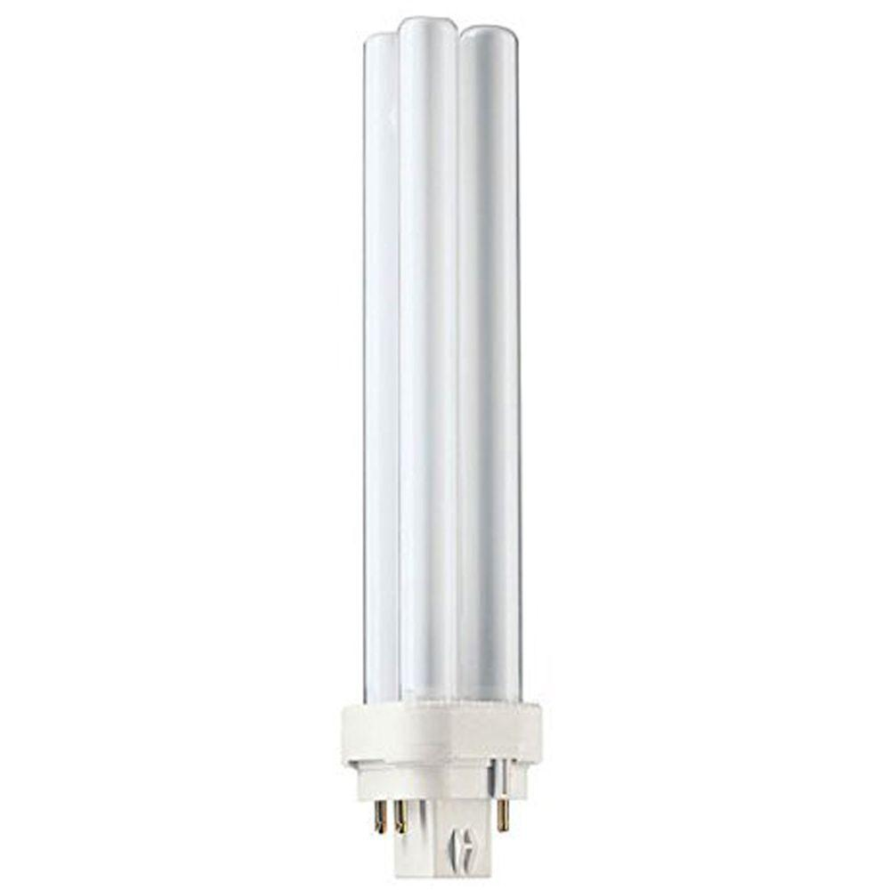 Globe Electric 100W Equivalent Cool White  Double Tube T4 CFL Light Bulb