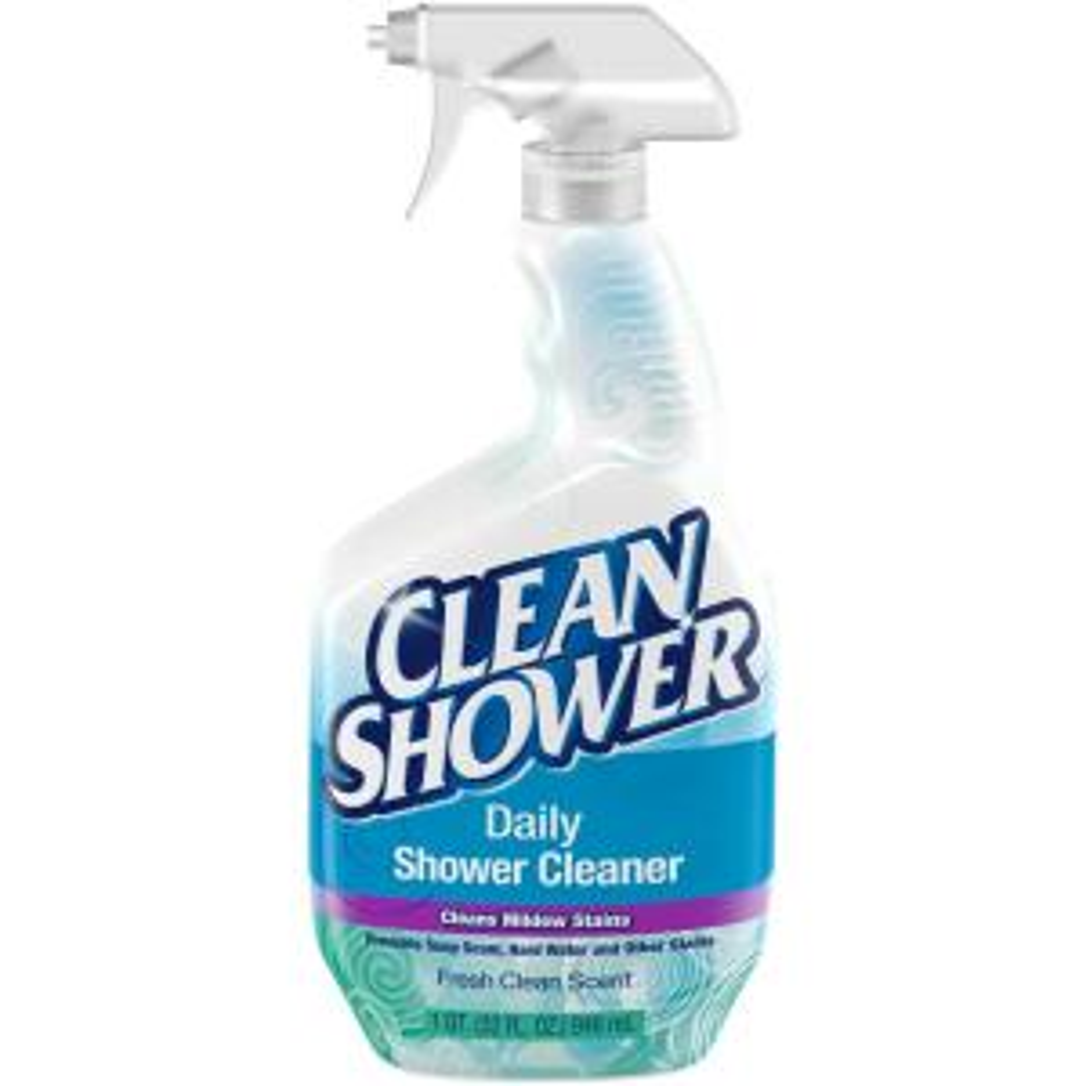 Clean Shower Original Daily Shower Cleaner Spray