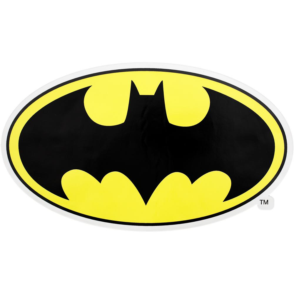 Applied icon batman outdoor logo graphic large wbop0103 the home depot