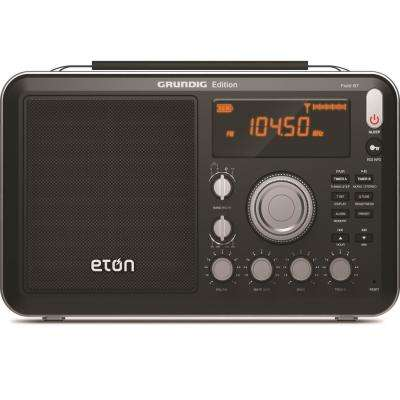 Grundig Field BT AM/FM/Shortwave Radio with Bluetooth Streaming