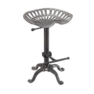 Tractor Seat Adjustable Height Industrial Bar Stool