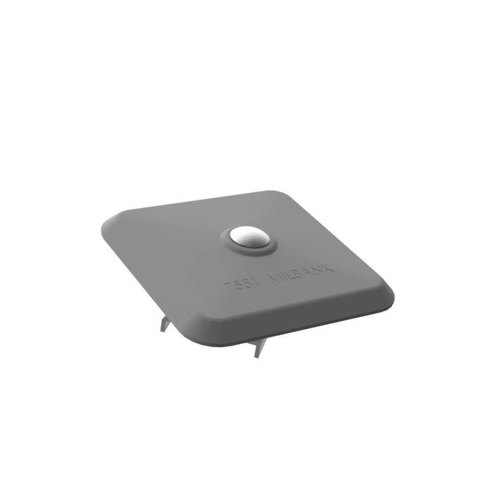Milbank Small Closing Plate for Meter Socket-R7551 - The Home Depot