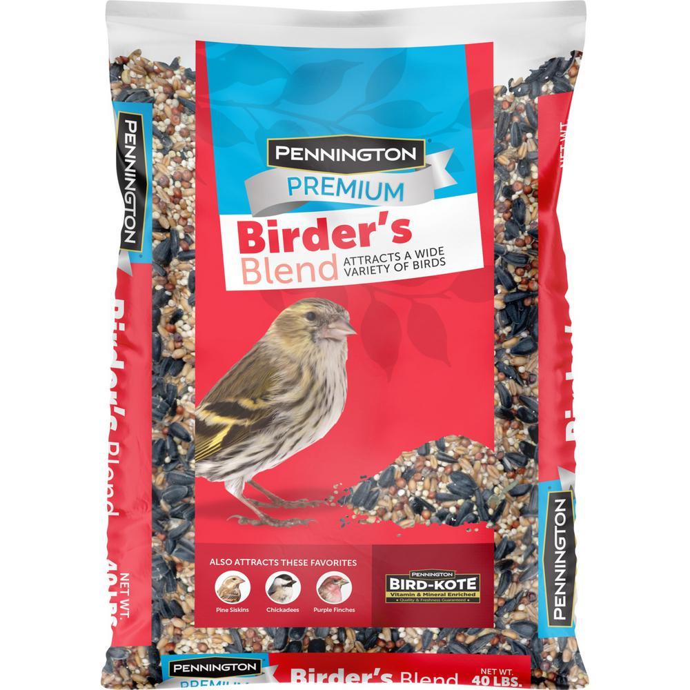 Premium 40 lbs. Birder's Seed Blend Bird Food