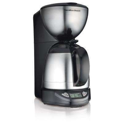 thermal 10cup coffee maker