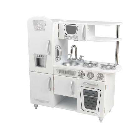 White Vintage Kitchen Playset