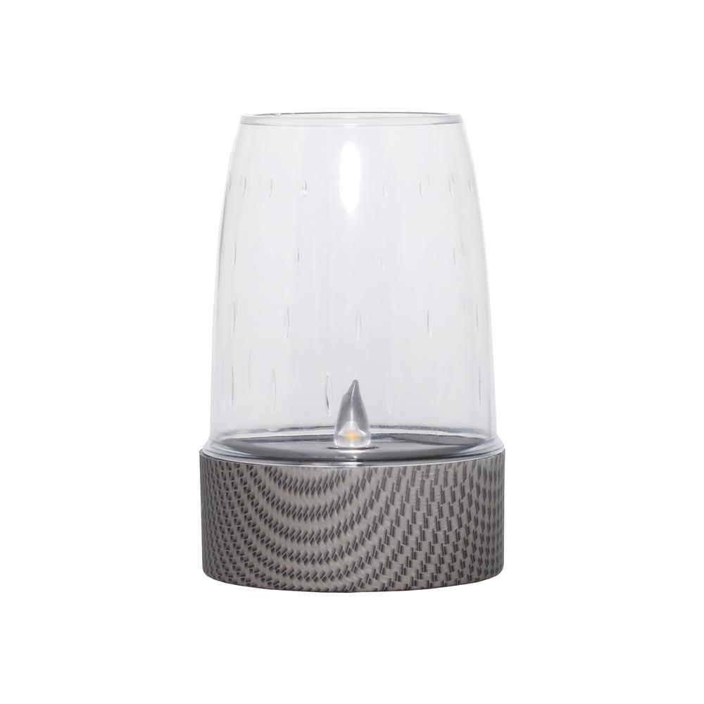 westinghouse solar candle clear outdoor integrated led landscape