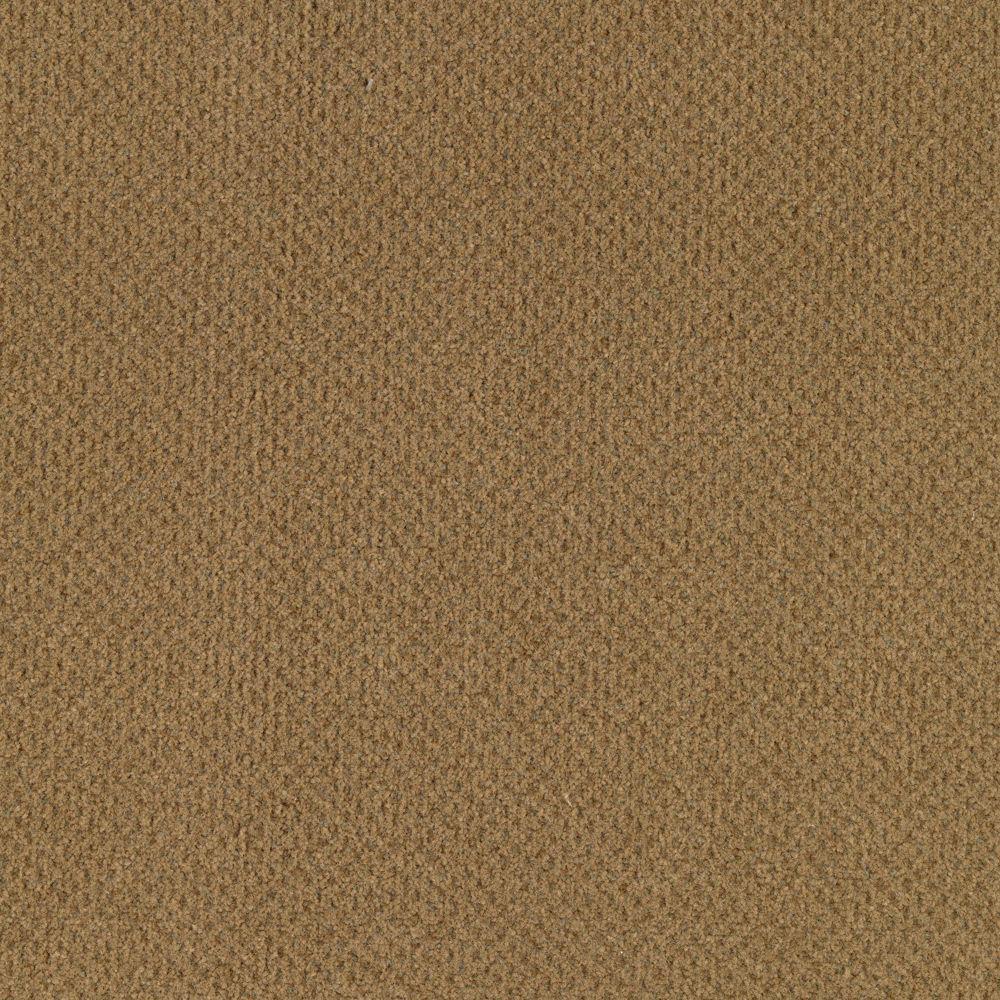 Carpet Sample - Market Share - Color Butter Pecan Pattern 8