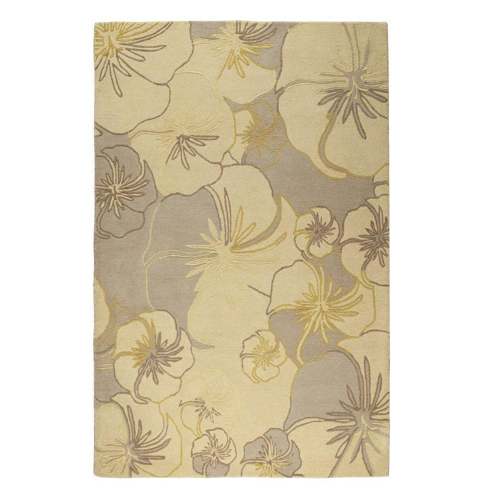Home Decorators Collection Legends Taupe 8 ft. x 11 ft. Area Rug