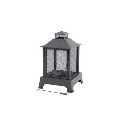 Pineville 27 in. Wood-Burning Fireplace