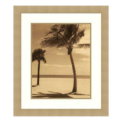 """Palm Beach I"" by Dennis Kelly Framed Wall Art"