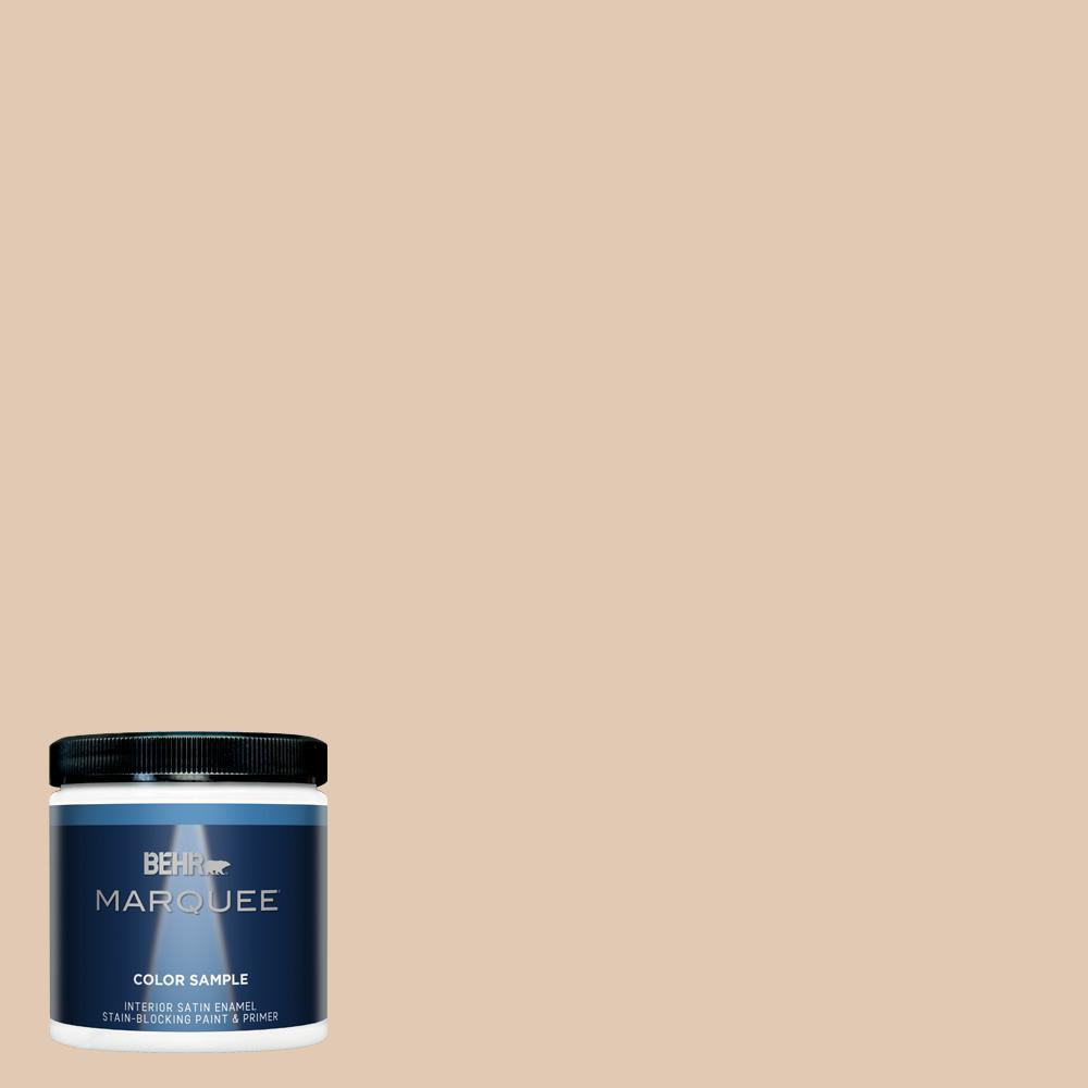 Behr marquee 8 oz 290e 2 oat cake satin enamel interior - Behr marquee exterior paint reviews ...