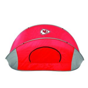 Picnic Time Kansas City Chiefs Manta Sun Shelter Tent by Picnic Time