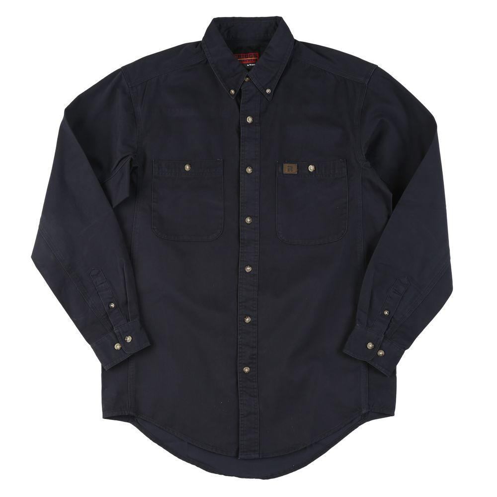 Wrangler 3X-Tall Men's Logger Shirt