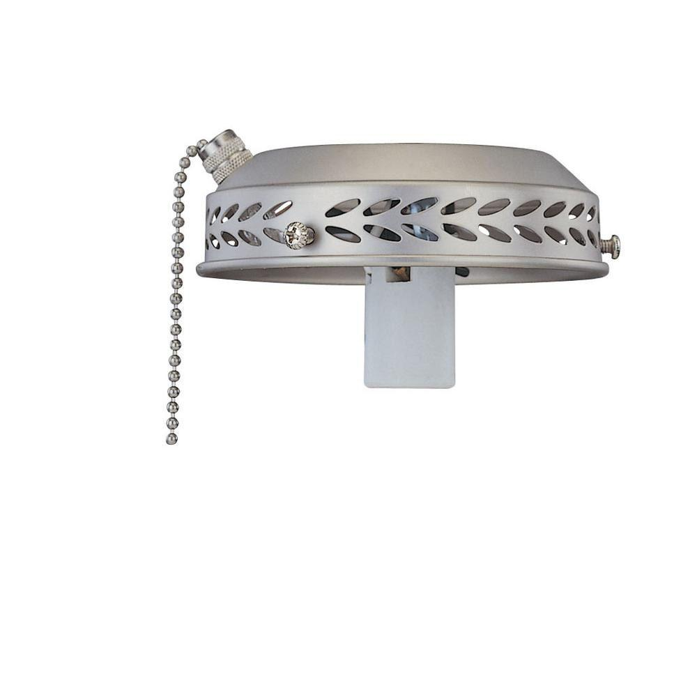 Royal Pacific 1-Light Brushed Pewter Fitter