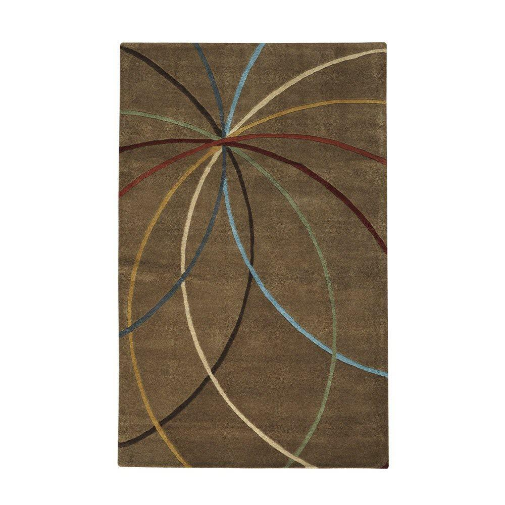 Home Decorators Collection Glimmer Hazel 6 ft. x 9 ft. Area Rug