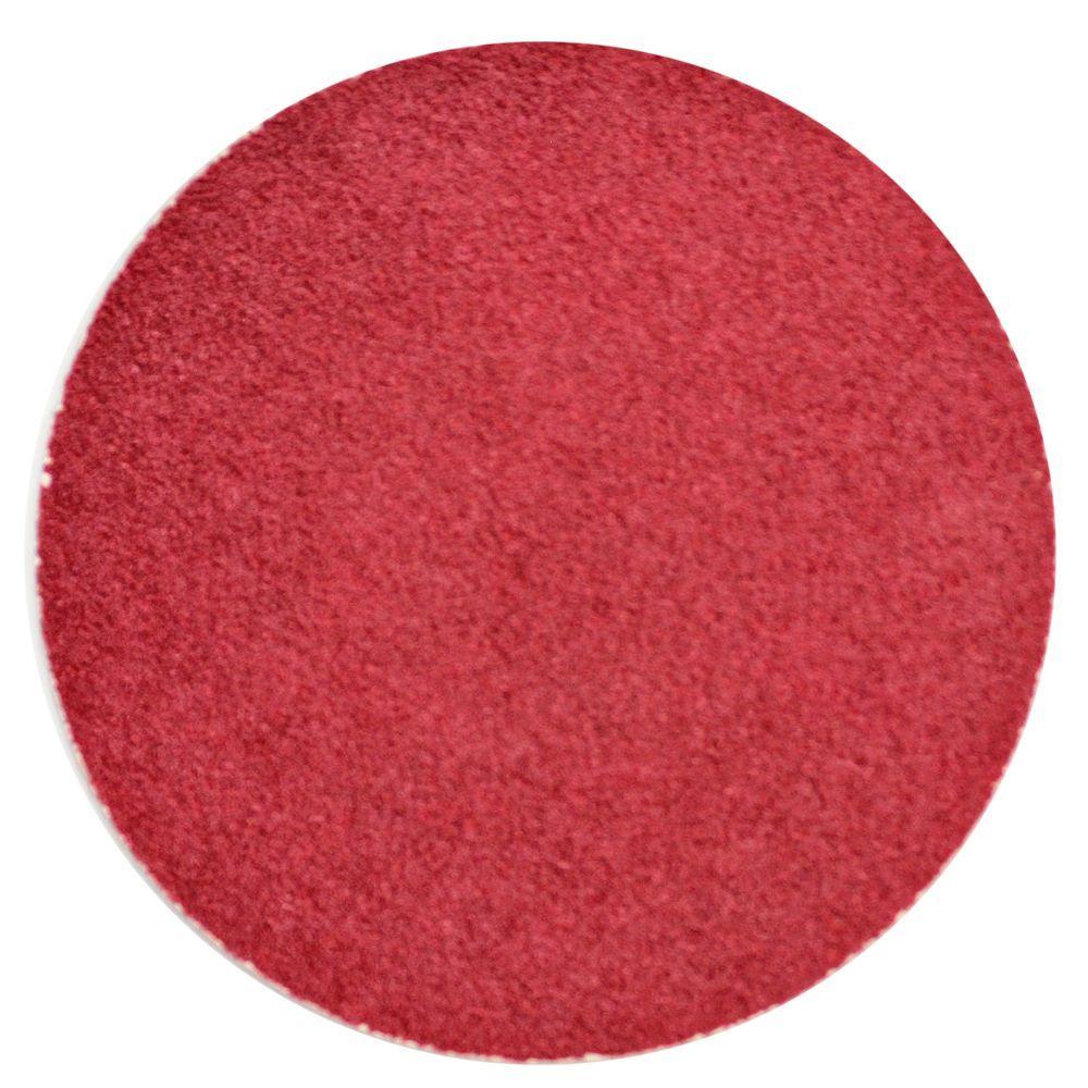 WerkMaster 4 in. 40-Grit Red Heat Sander Disc (8-Pack)