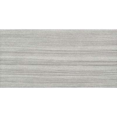 Silk Nickel 12 in. x 24 in. Porcelain Floor and Wall Tile (16.68 sq. ft. / case)
