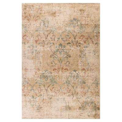 Driftwood Ivory 5 ft. 3 in. x 7 ft. 8 in. Area Rug