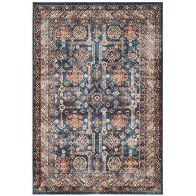 Bijar Royal/Ivory 8 ft. x 10 ft. Area Rug