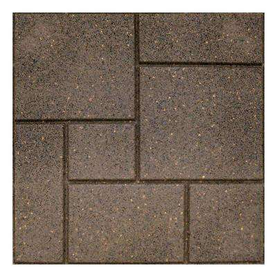 Cobblestone 18 in. x 18 in. Earth Paver (70-Pack)