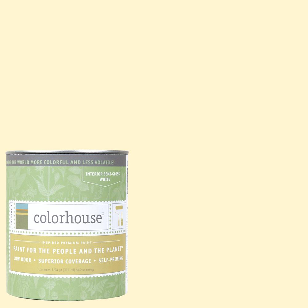 Colorhouse 1 qt. Air .04 Semi-Gloss Interior Paint