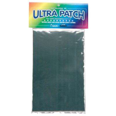 Patch for Swimming Pool Safety Covers