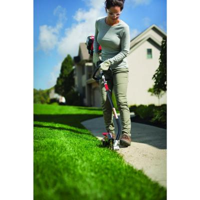 Add-On Edger Attachment with Steel 7.5 in. Dual-Tip Blade