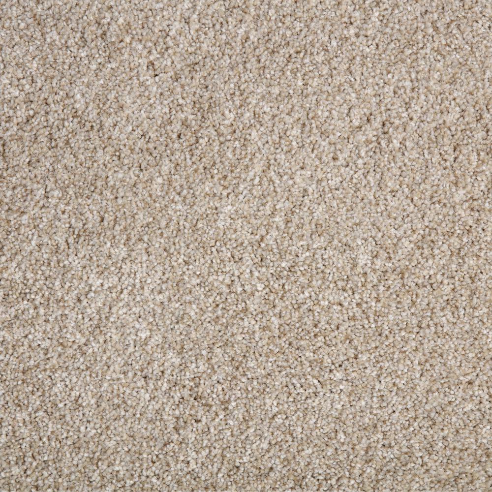 Cobblestone II - Color Gables Mill Texture 12 ft. Carpet