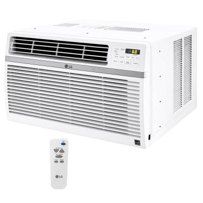 [DIAGRAM_0HG]  LG Electronics 10,000 BTU 115-Volt Window Air Conditioner with Remote and  ENERGY STAR in White-LW1016ER - The Home Depot | Lg Lwhd1009r Wiring Diagram |  | The Home Depot