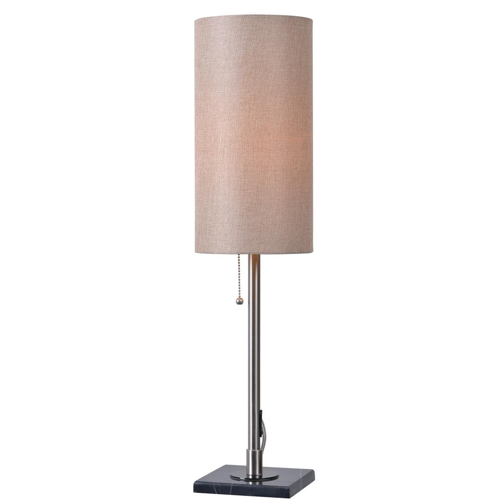 Kenroy Home Sadie 29 In. Table Lamp With Oatmeal Shade