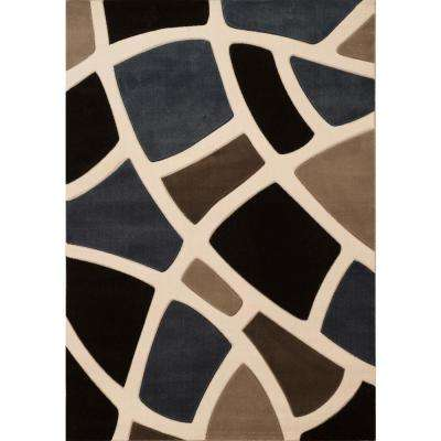 Popular Denim Blue - Area Rugs - Rugs - The Home Depot QM29