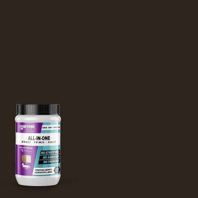 1 qt. Mocha Furniture, Cabinets, Countertops and More Multi-Surface All-in-One Interior/Exterior Refinishing Paint