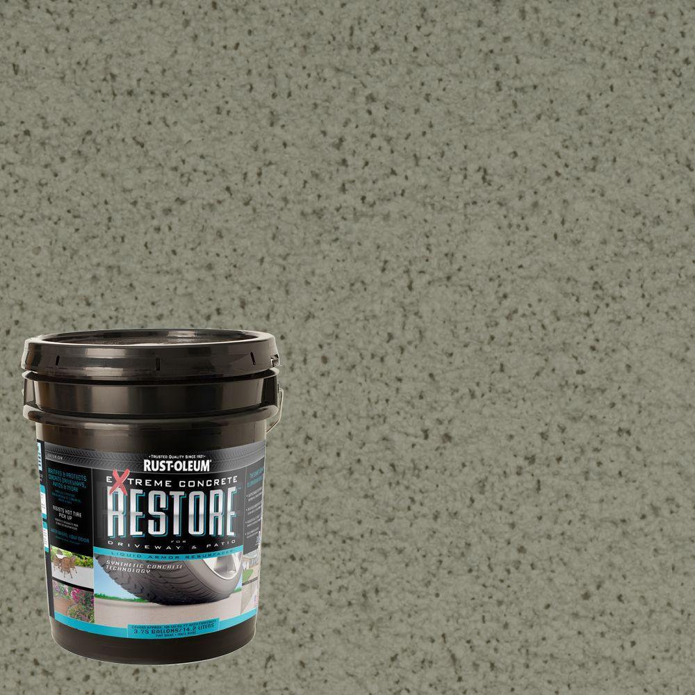 Rust-Oleum Restore 4 gal. Moss Liquid Armor Resurfacer