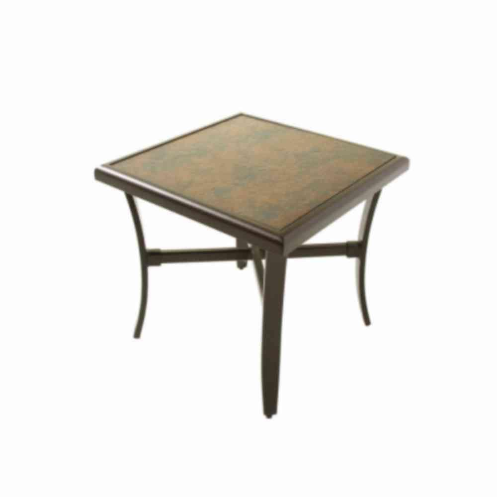 Martha Stewart Living Palm Canyon Patio Accent Table-DISCONTINUED