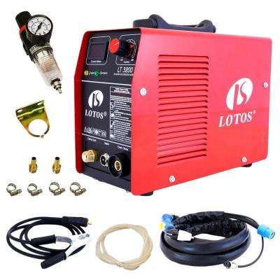 LT3200 32 Amp Non-Pilot Arc Plasma Cutter 1/4 in. Clean Cut 220-Volt Metal Cutter